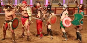 Вечернее шоу «Гладиаторы Рима. Заговор Богов»
